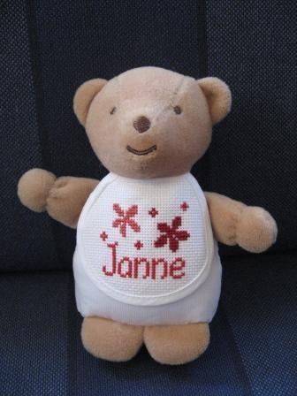 Janne's bear