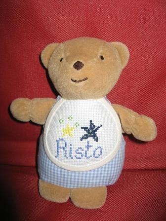 Risto's Bear
