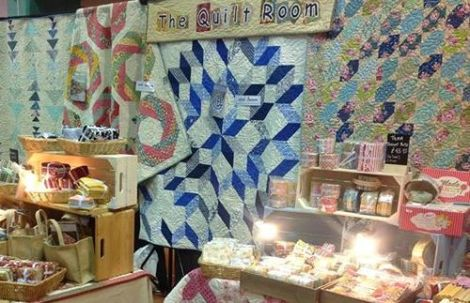 Quilts from The Quilt Room