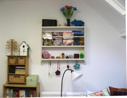 The new shelf unit